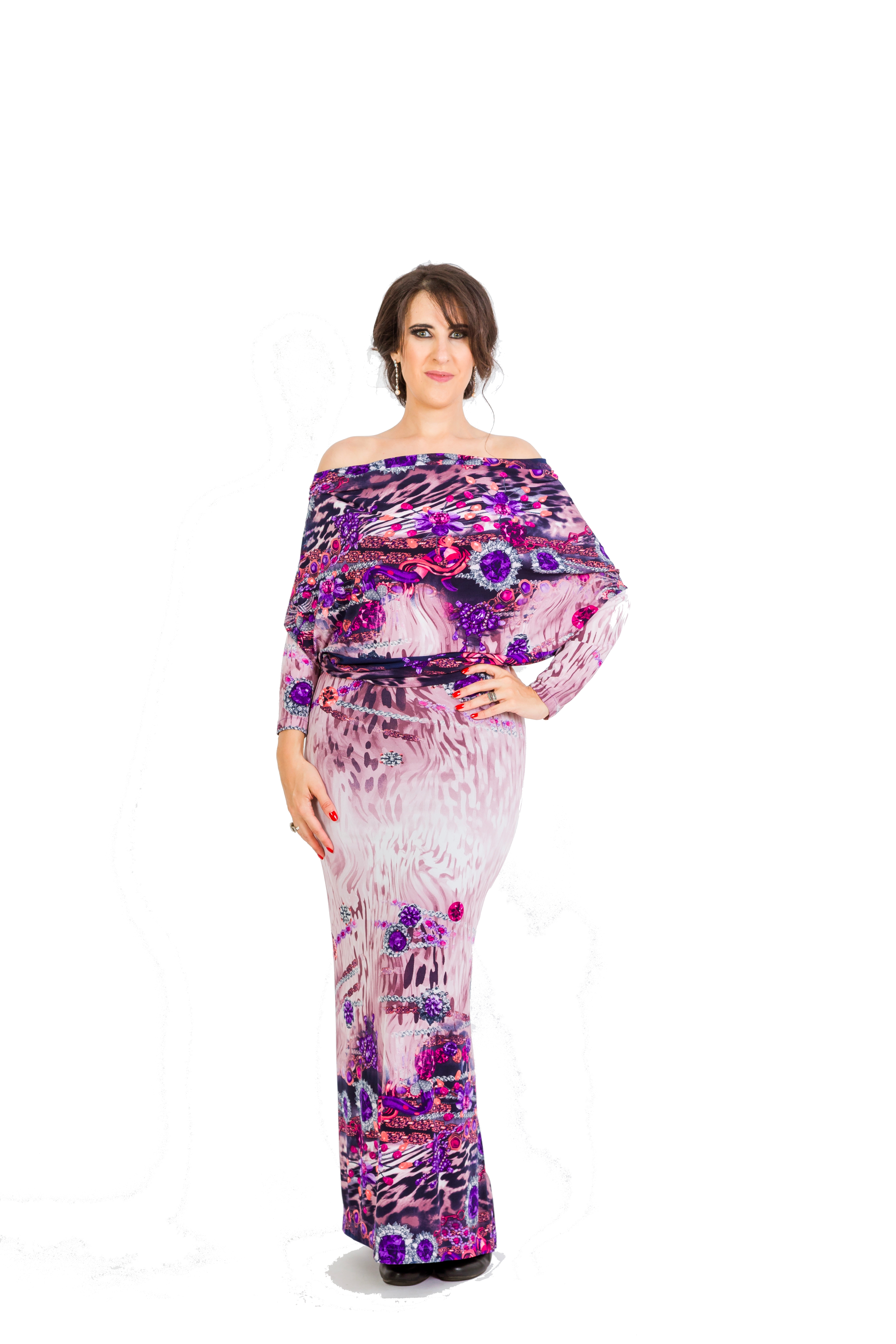 Perfect Purple Dress